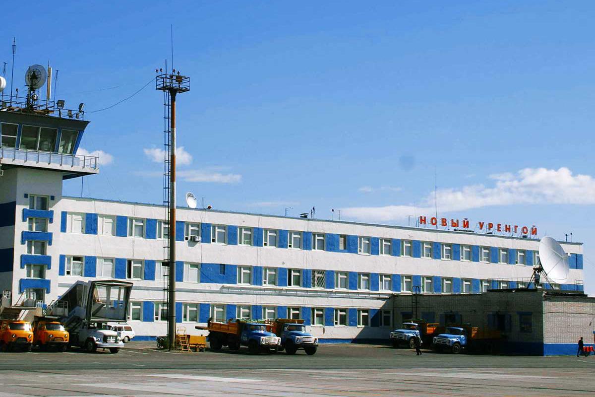 Центральный аэропорт Симферополя