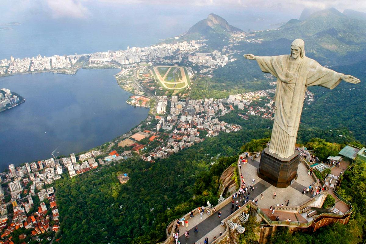 Бразилия — подробная информация о стране