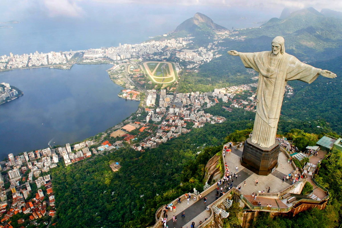 Чем знаменит Рио-де-Жанейро: все о Рио (Бразилия)